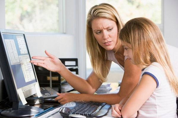Польза и минусы использования компьютера детьми