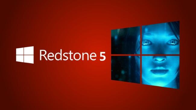 Windows 10 Redstone 5 запустят осенью