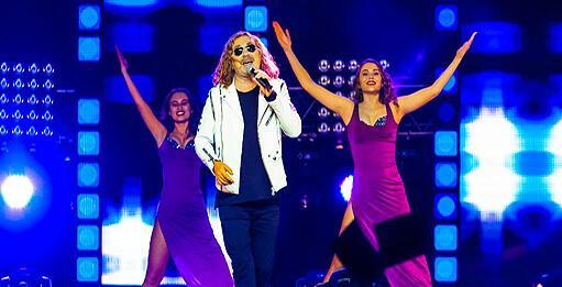 Фестиваль «Легенды Ретро FM» впервые состоялся в Екатеринбурге - Новости радио OnAir.ru