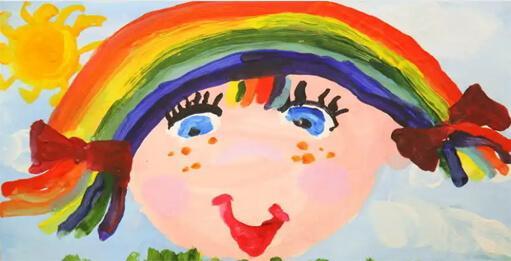 Радио «Образ» проводит конкурс детского рисунка «Радужная сказка» - Новости радио OnAir.ru