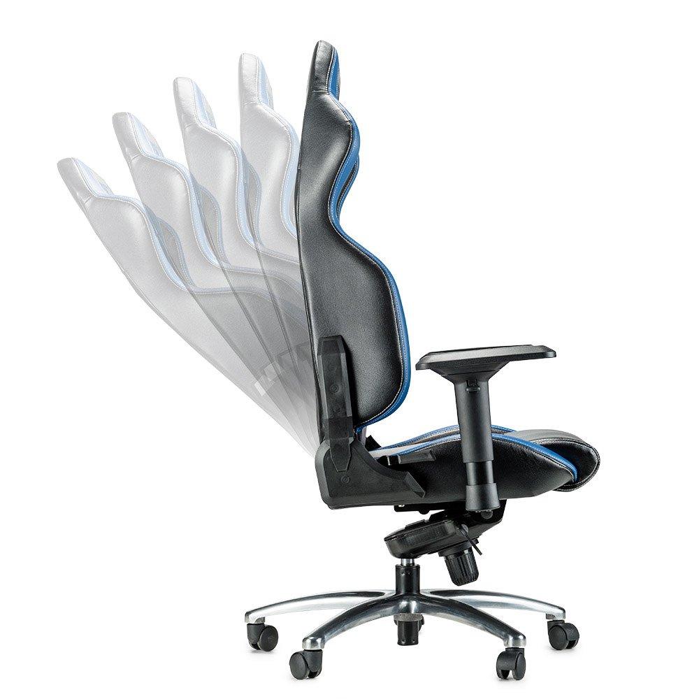 Геймерское кресло RESPAWN BLUE Sparco