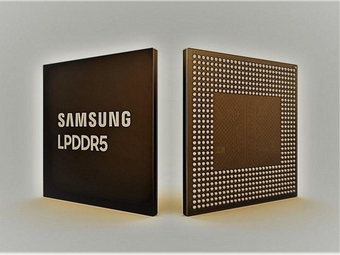 Модули LPDDR5 от Samsung
