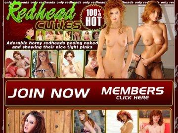 taneka free pics red head