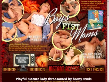 anal fisting sites
