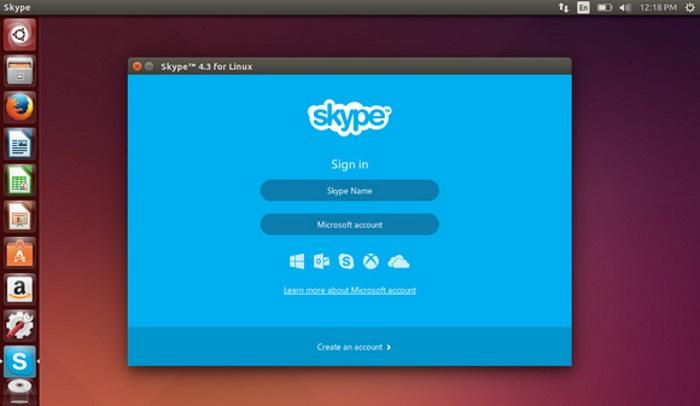 Устанавливаем Skype в Linux