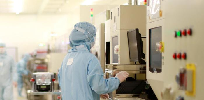 Китайский производитель чипов приобрел 14-нм технологию