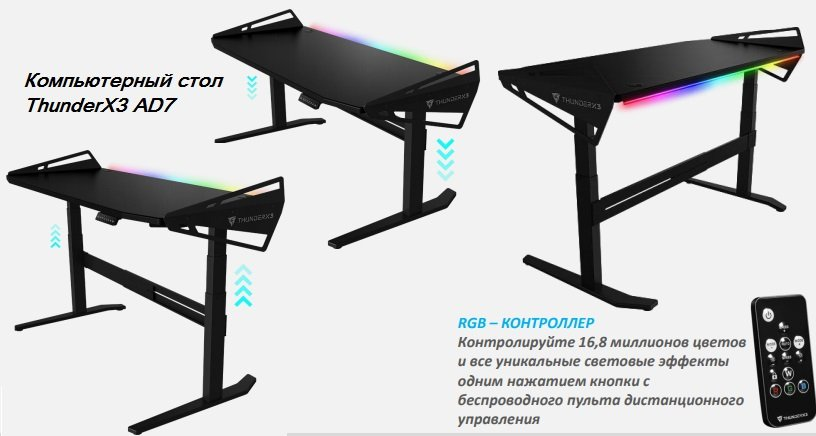 стол ThunderX3