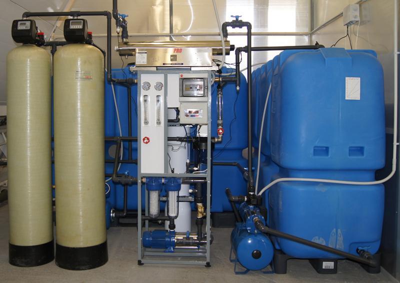 Технологии производства дистиллированной воды