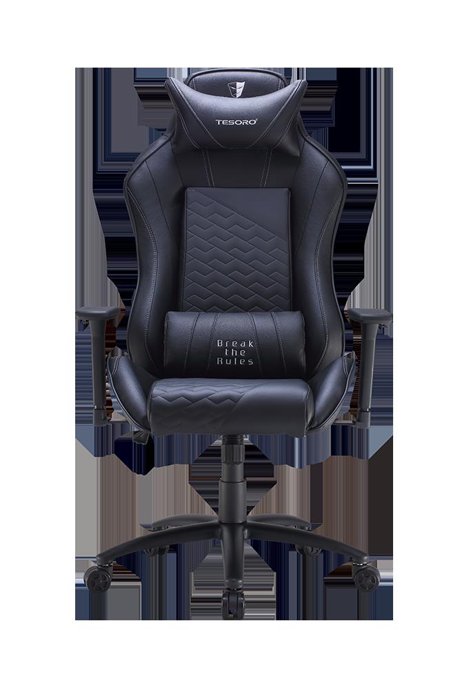 красное Игровое кресло Tesoro Zone Balance