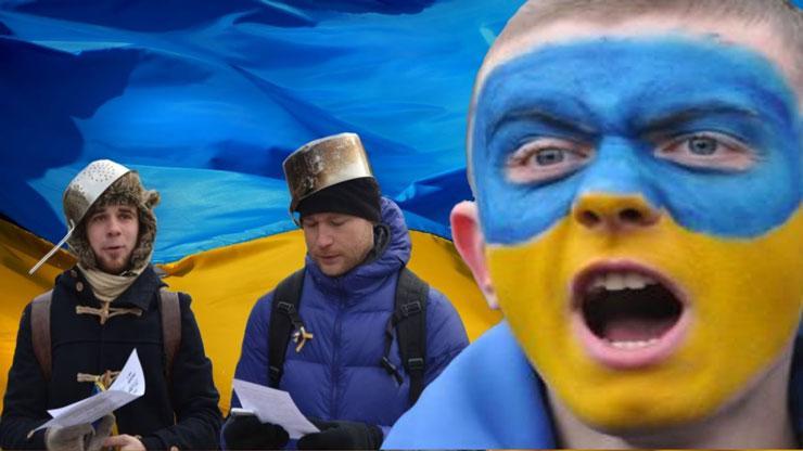 Горячая тема: Украина: Украинский маразм крепчает и расширяет горизонты