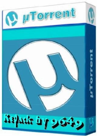 uTorrent Pro 3.5.4.44740 beta  RePack & Portable by 9649