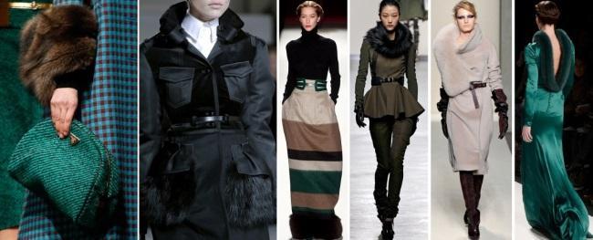 Летняя мода и её отголоски зимой