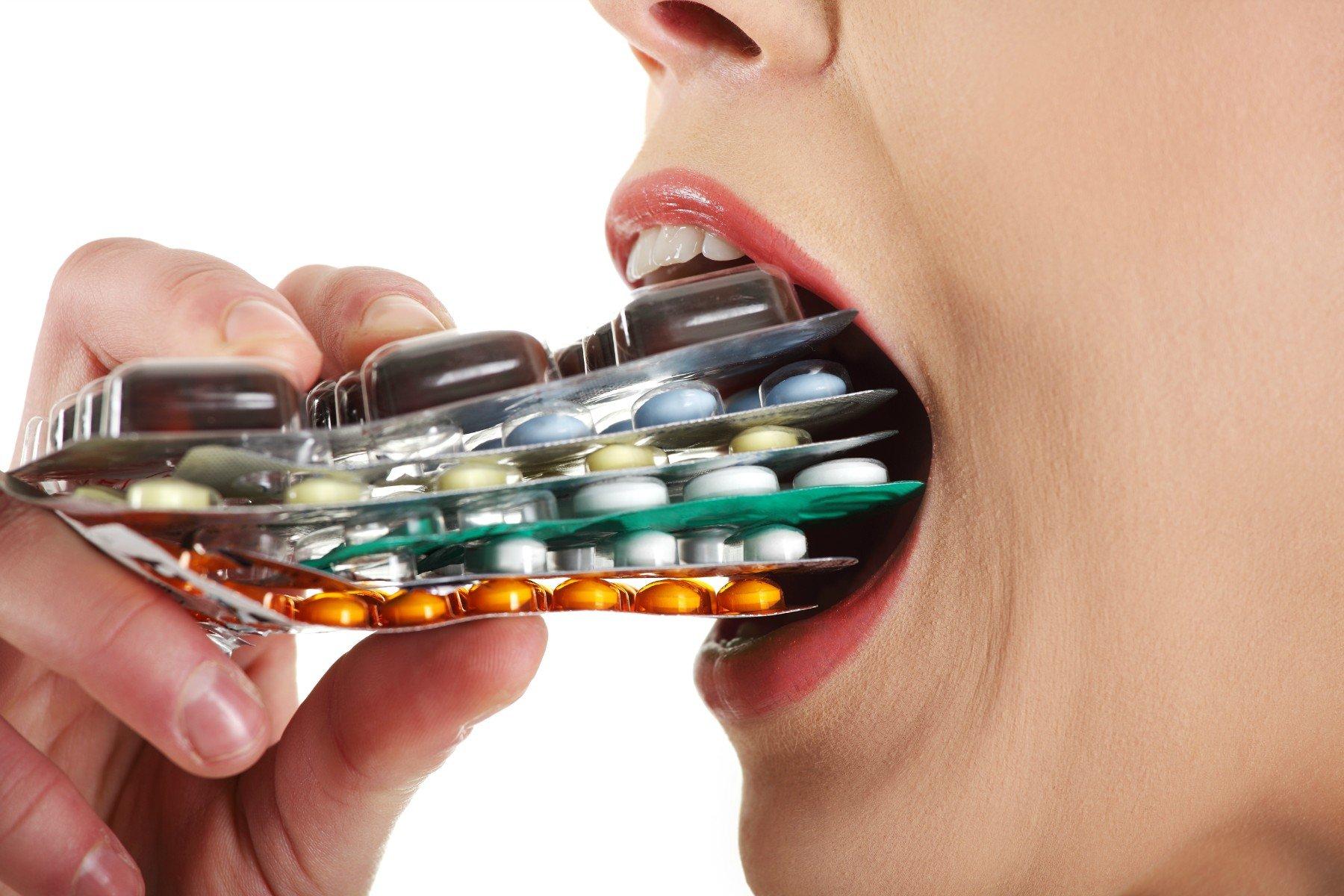 Вред от таблеток