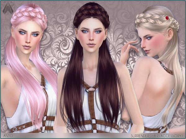 Anto - Surrender (Hair)