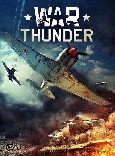 War Thunder: World of Planes [v.1.37.45.50] (2012) PC