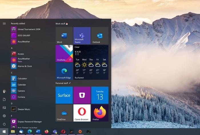 Что нового в обновлении KB4579311 для Windows 10
