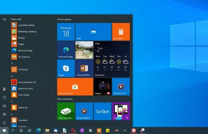Обновление для Windows 10 с номером KB4541331 исправляет синий экран