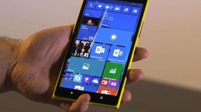 Microsoft удаляется от Windows 10 Mobile