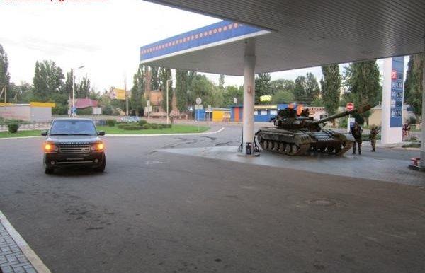 Разоблачена группа российских офицеров, сопровождающих перевозки оружия из РФ на Донбасс, - разведка - Цензор.НЕТ 8951