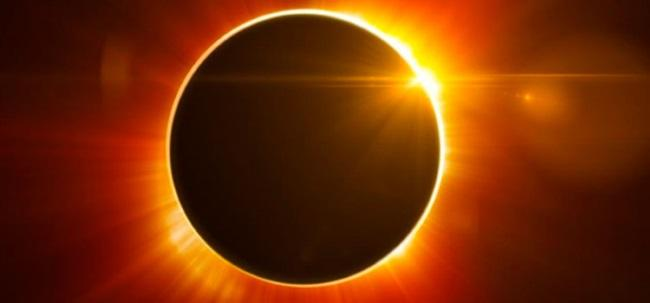 Природа солнечного затмения