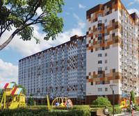 Жилой комплекс «Зеленые аллеи» строится в городе Видное
