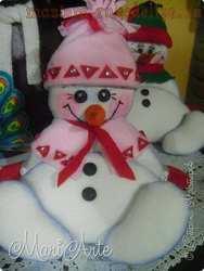 Снеговичок-тюфячок 0.1546057929