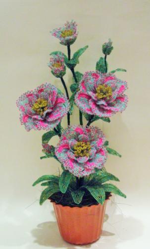 Мои цветочки из бисера - Страница 3 0885222001464867098ii.1464871190