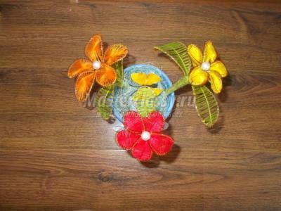 Весенние цветы в технике ганутель 1426686150_9_640x480.1553657398