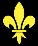 150px-Hraldique_meuble_Fleur_de_lys_liss