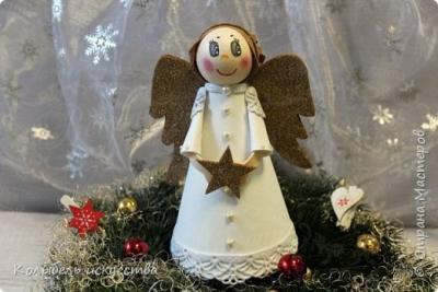 МК по работе с фоамираном «Рождественский ангел» 350409_img_2441.1546863473