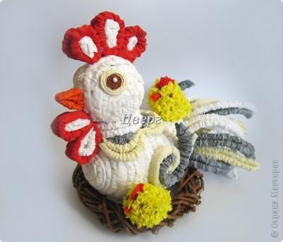 Петушок с цыплятами Default.1552798260