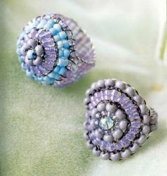 Фиолетово-голубое кольцо-ракушка Koltsa-238x250.1552538028