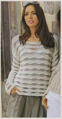 Пуловер с интересным узором Pulover-s-interesnym-uzorom-images-big.1554954976