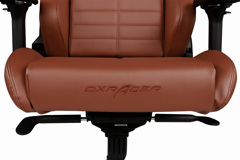 DXRacer I-DMC/IA233S/C - компьютерное кресло серии Master Iron коричневого цвета