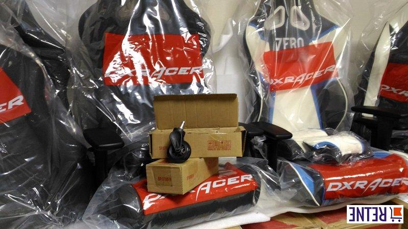 Каучуковые ролики Dxracer ( SP/0705/N ) Роликовые колёса DXRACER BLADE WHEELS