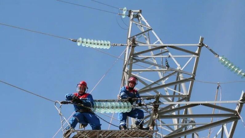 Энергопотребление в России с начала года выросло на 4,3%