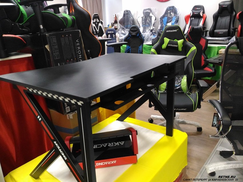 AKRacing-GAMING-DESK-AKRacing GAMING DESK