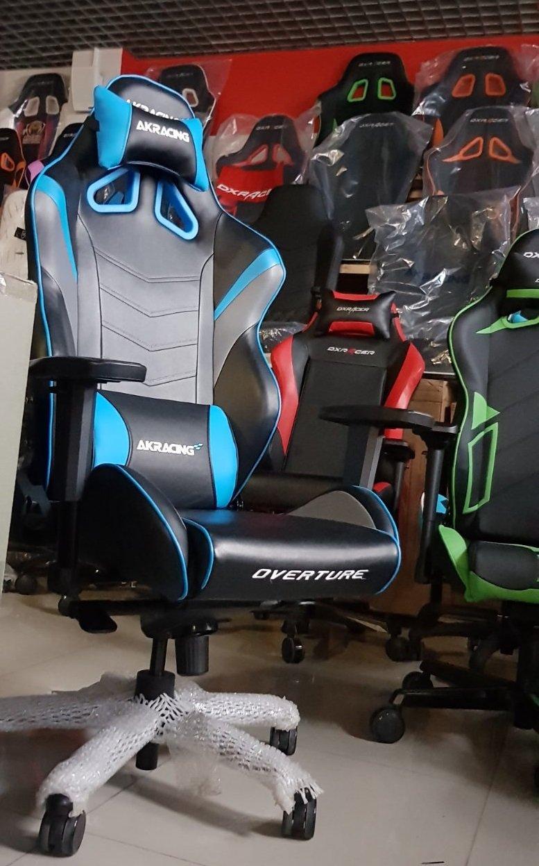 игровое кресло Акрасинг Овентура