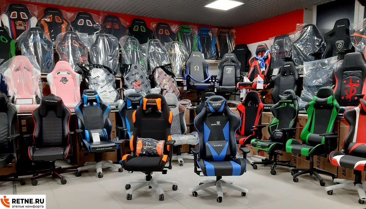 игровое кресло AutoFull Gaming Chair