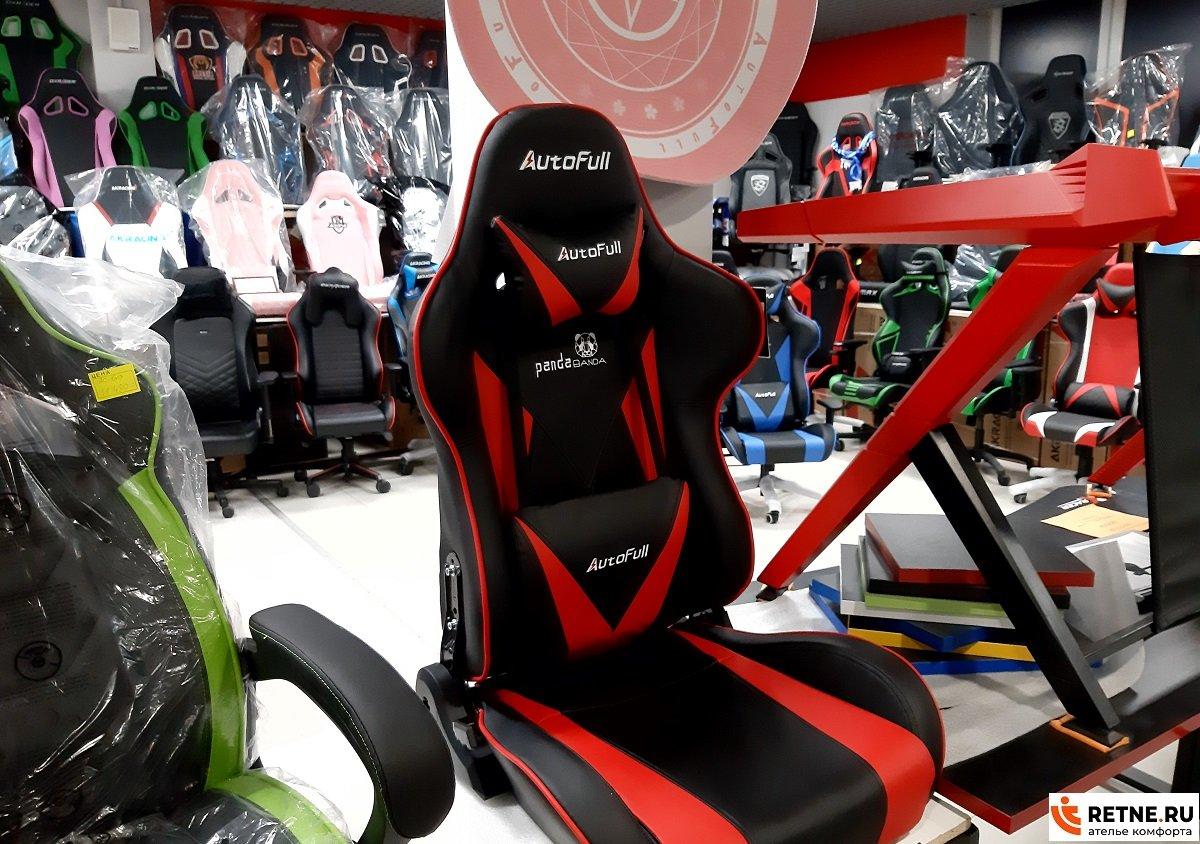 игровое кресло Аутофулл AutoFull