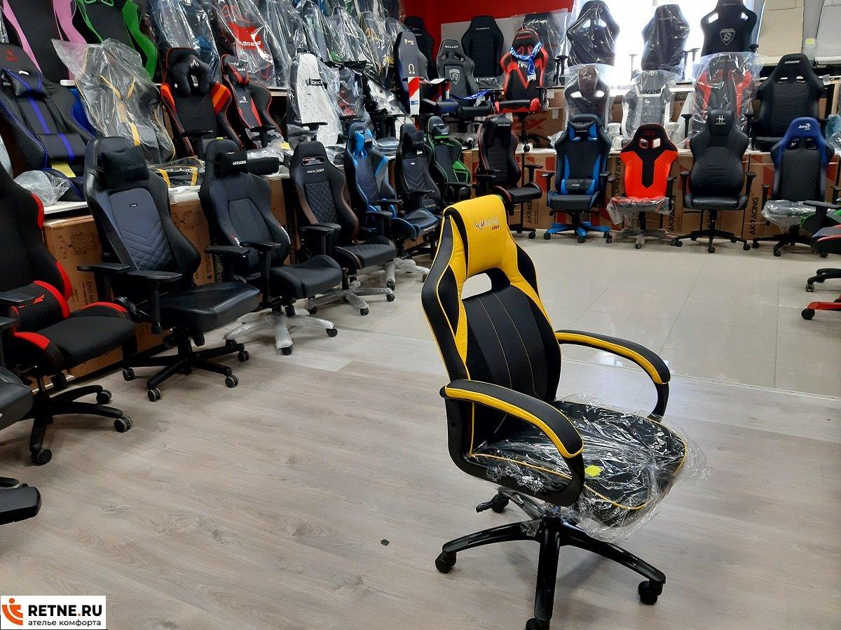 бюрократ игровое кресло викинг 2 аэро
