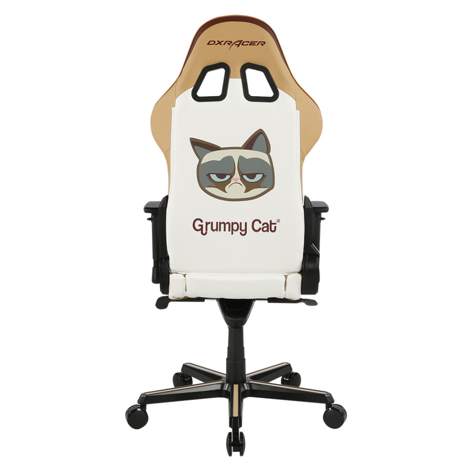 DXRacer Limited Edition Grumpy Cat Gaming