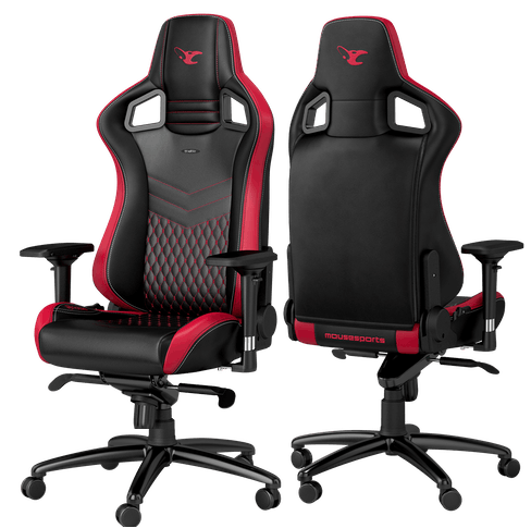 игровое кресло noblechairs EPIC Mousesports Edition