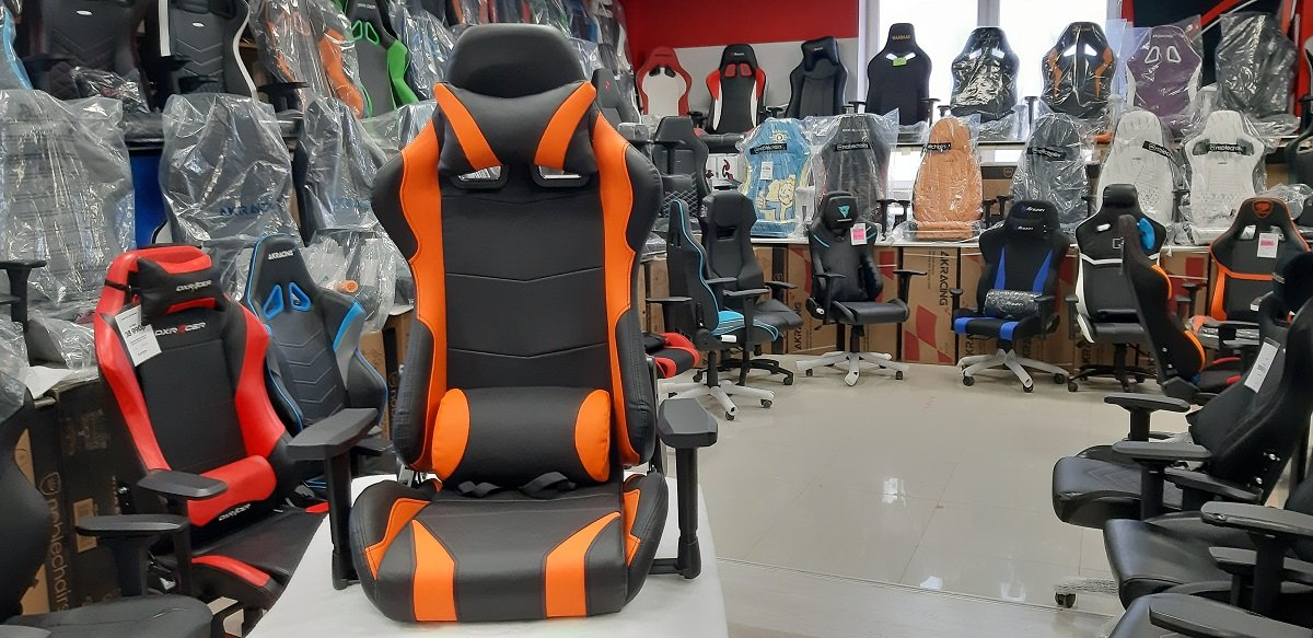 Компьютерное кресло Everprof Lotus S2 игровое