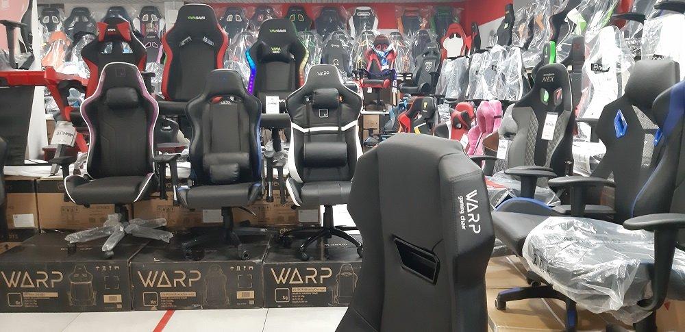 WARP  игровые кресла ВАРП