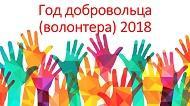 Год добровольца и волонтера