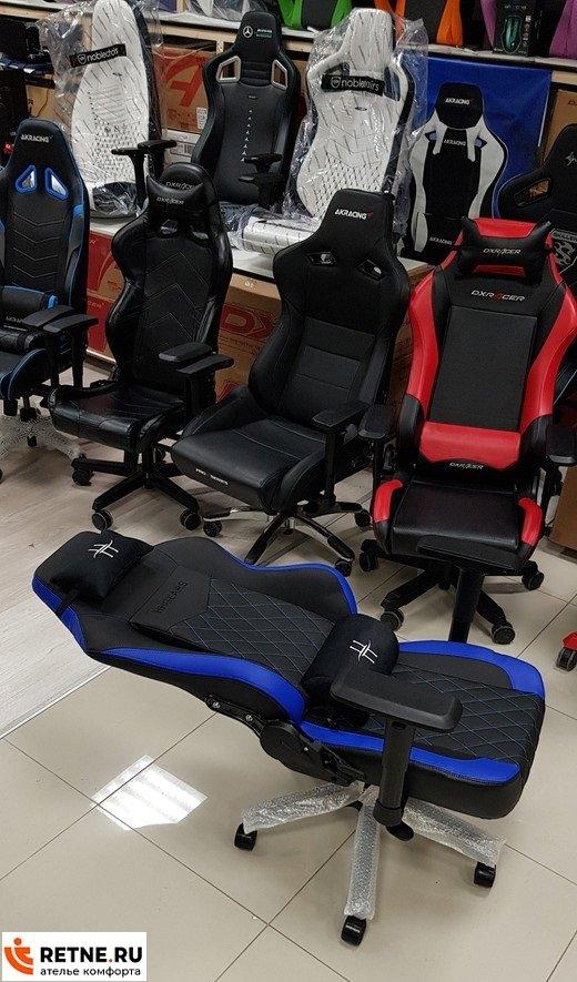 Игровое кресло HHGears XL800