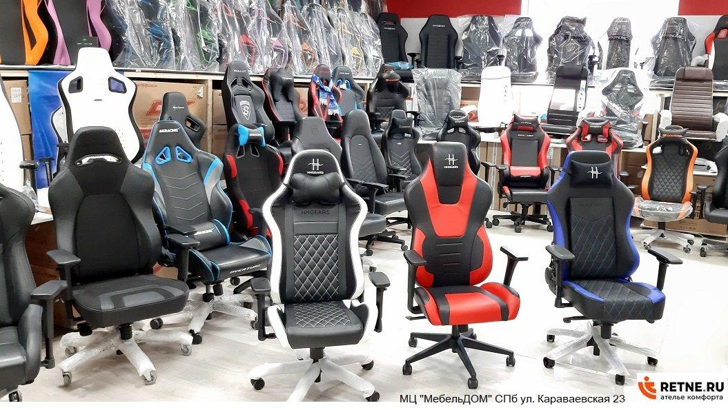 Игровые кресла HHGears
