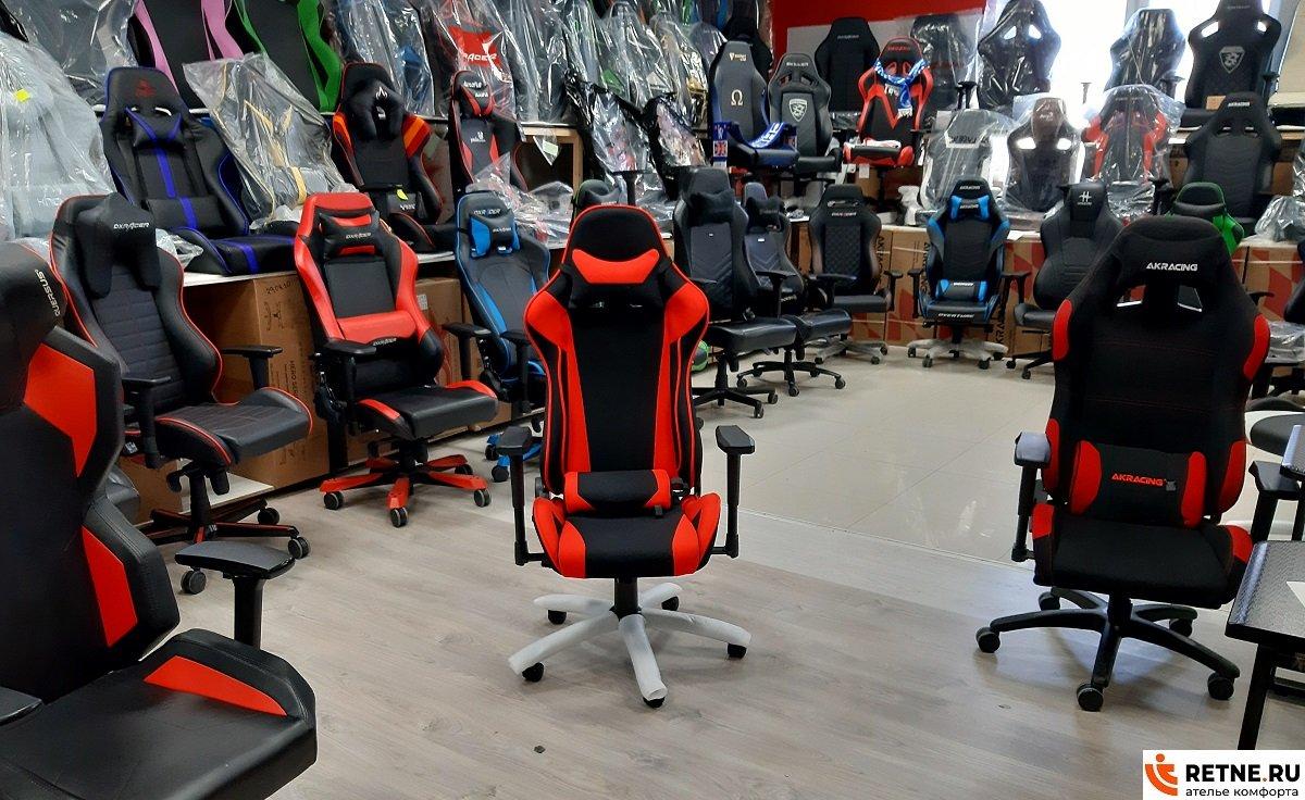 Игровое кресло Everprof Lotus S4