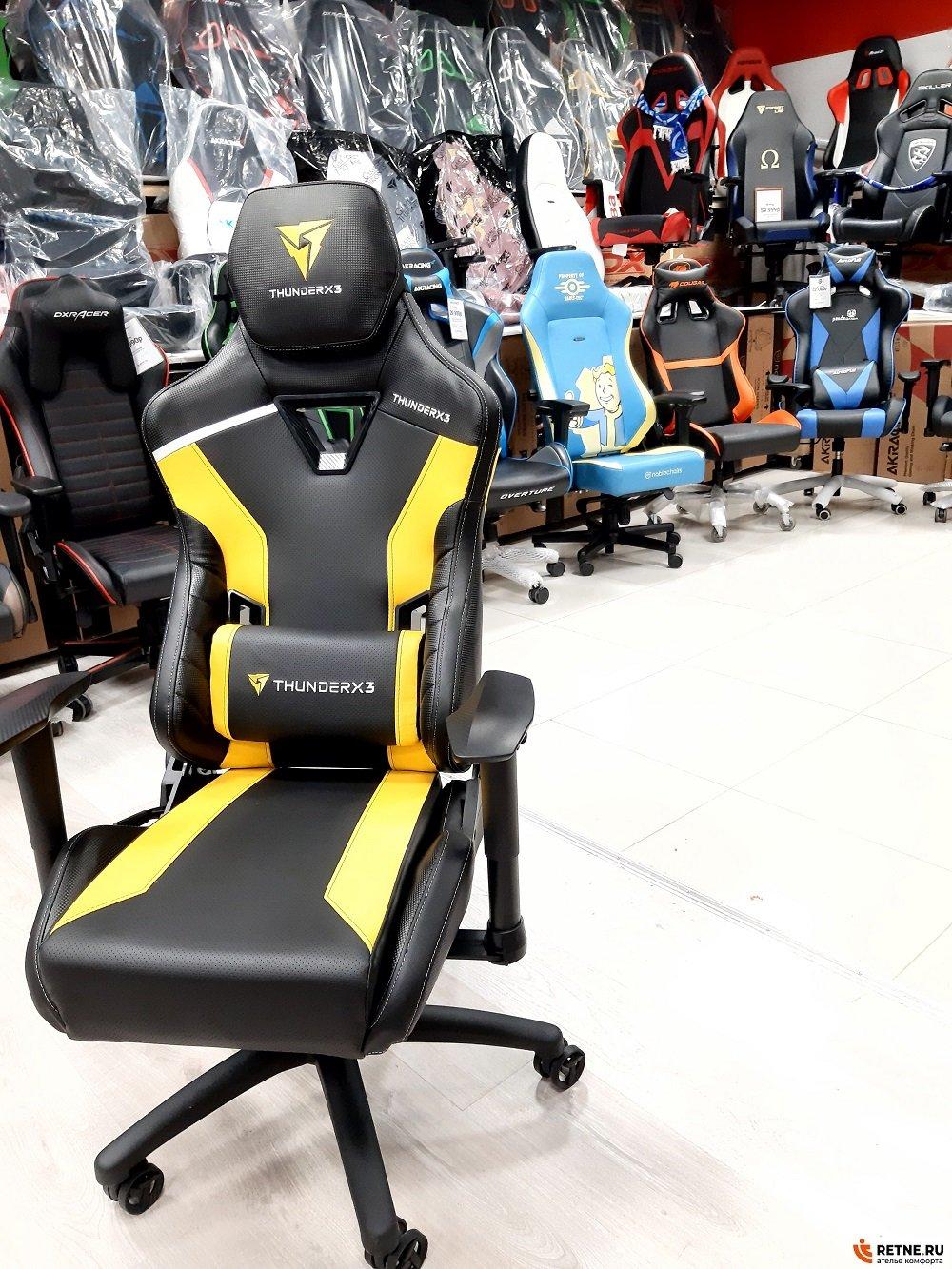 Компьютерное кресло ThunderX3 TC3 игровое